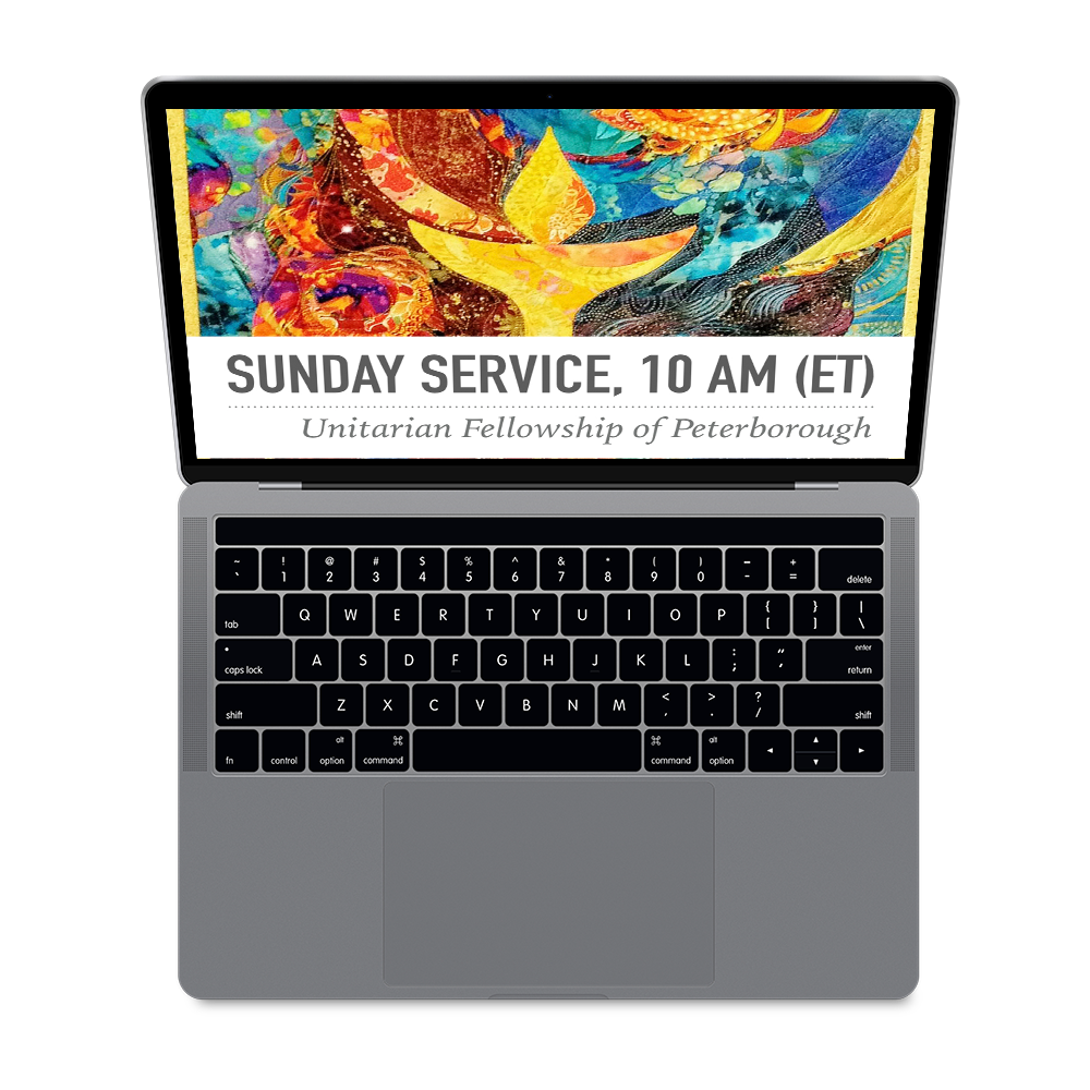 Join Our Sunday Livestream (10 am)